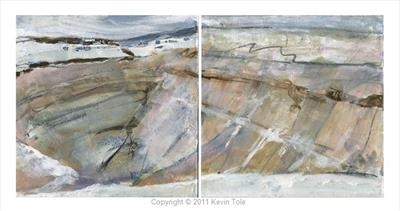 Pitwall Diptych 2